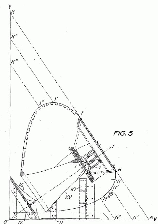 Sandeman's corner horn
