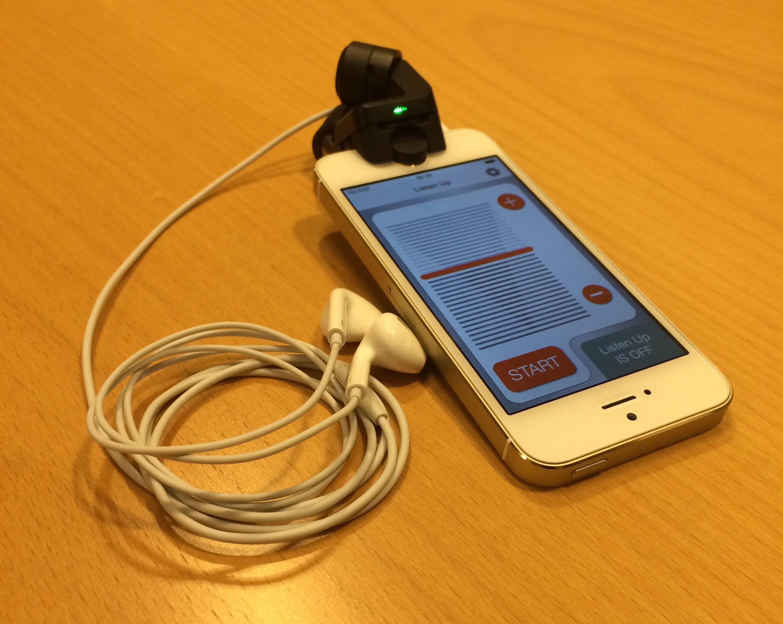 App basert på lydteknologi fra SINTEF kan gi bedre hørsel
