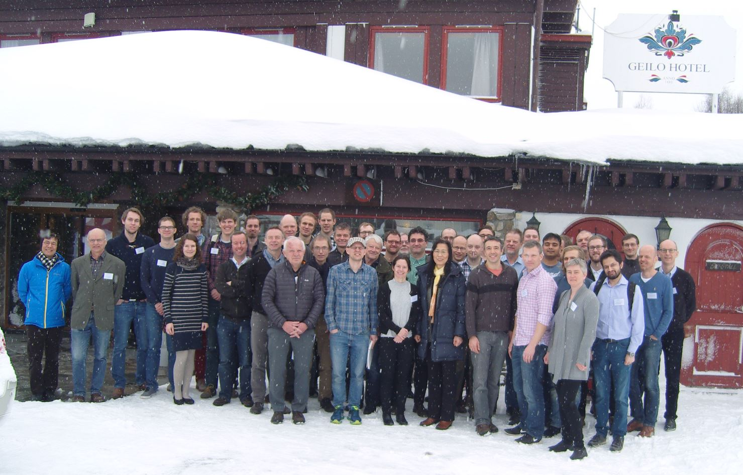 Proceedings of the 39th Scandinavian Symposium on Physical Acoustics
